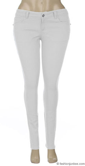 White skinny jeans plus size – Global fashion jeans models