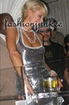 PARIS HILTON - Sequin Mini Dress