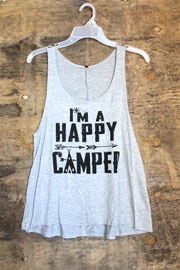 Jersey Graphic Tank Top