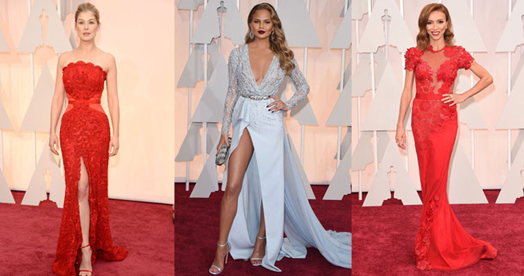 2015 Oscars Red Carpet Looks We Love!