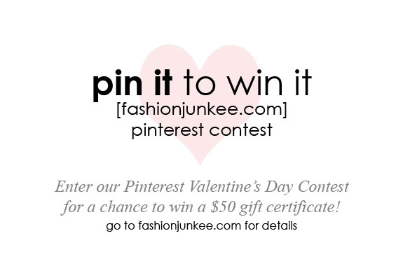 PIN IT TO WIN IT: Enter Fashion Junkee's Pinterest Contest to Win $50!