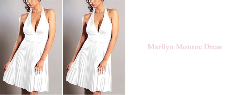 Halloween Costume Idea: Marilyn Monroe Dress!