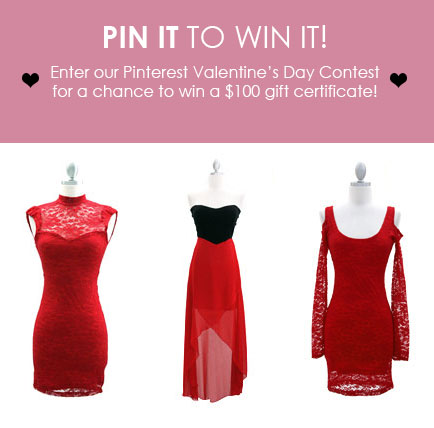 PIN IT TO WIN IT: Enter Fashion Junkee's Pinterest Contest to Win $100!