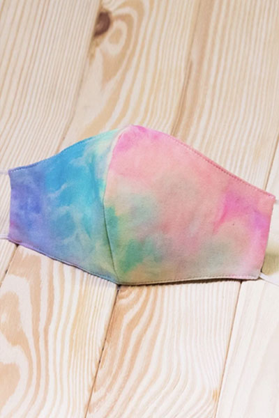 Stretch Cotton Washable Face Mask Reusable Cloth Face Covering ...