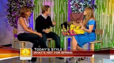 :the TODAY SHOW: Neon Statement Necklace